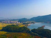郑桥村风景