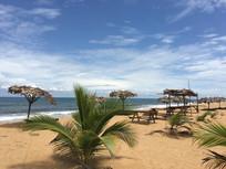 大西洋海滩美景