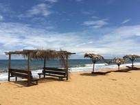 利比里亚海滩