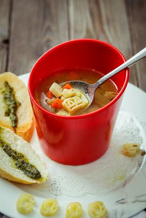 上將扁豆汤