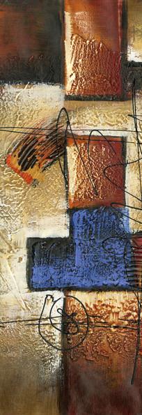 端景抽象油画壁画背景墙