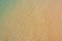 海边沙滩俯视