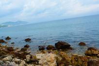 美丽海岸线