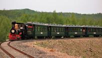 森林小火车
