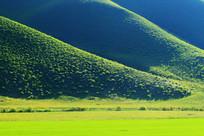 山地农田景观