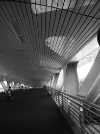 徐汇滨江风雨桥
