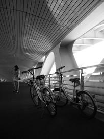 徐汇滨江廊桥