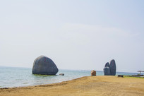 锦州世博园海头与天表石