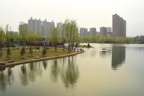 宜居城市风景
