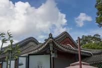 传统建筑一角