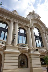 摩纳哥建筑