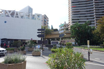 摩纳哥建筑及街景风光