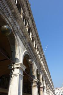 威尼斯街道建筑