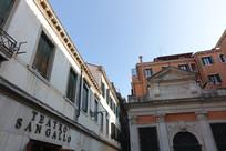 威尼斯老城