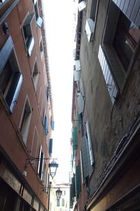 威尼斯小巷