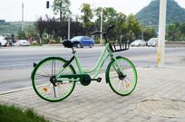 共享单车绿色出行