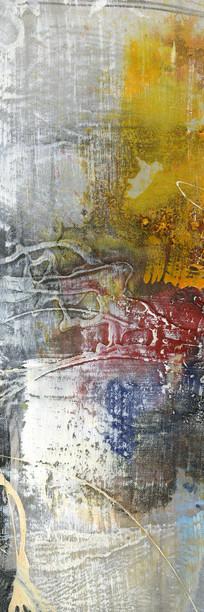 玄关画 玄关壁画 抽象油画