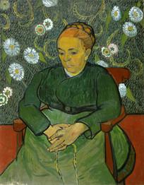 洛林夫人的画像