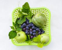 绿色生态蔬果
