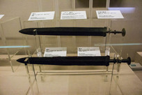 古代青铜器剑