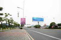 贵阳西南商贸城的公路