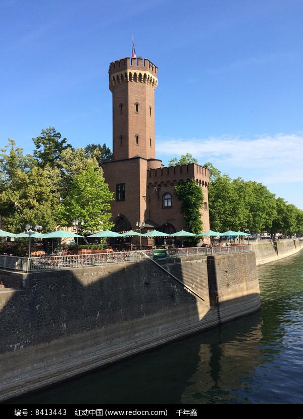 欧洲城堡建筑图片