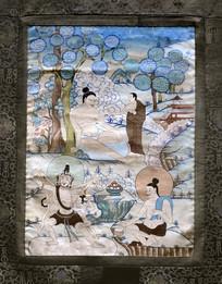 清代唐卡绘画