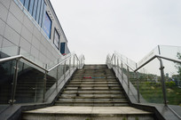 上楼的台阶