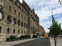 欧洲古堡建筑
