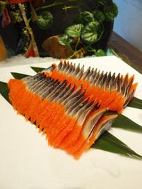 西陵鱼籽生鱼片