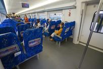 莞惠城轨动车组列车车厢