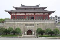 南昌博物馆外景