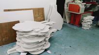 PVC板雕刻