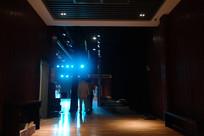 江门市工人文化宫三楼剧场后台