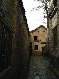 老房子巷子