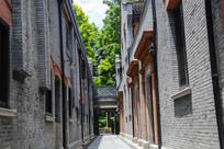 上海青砖弄堂