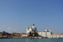 滨水景观码头及建筑
