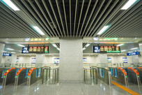 莞惠城轨西湖东站乘车口