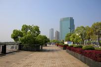 南昌红谷滩休闲街道