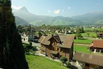 欧洲乡村建筑