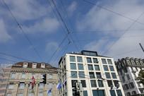 瑞士建筑风光