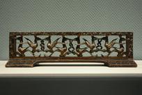 战国漆木座屏
