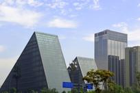成都市中级人民法院标志建筑
