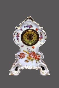 十九世纪德国斗篷式钟