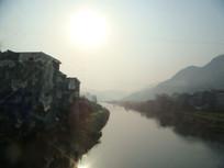 凤凰古城山区风景