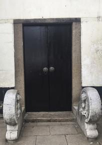 苏州老建筑的门楼