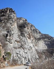 石头山峰高清图