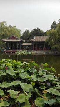 北京古建筑景观