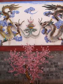 凤凰古城壁画
