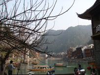 凤凰古城远景
